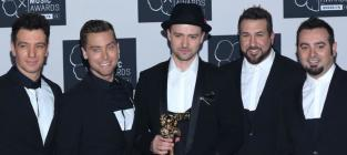 N SYNC: Pissed at Justin Timberlake For Limited Reunion Role?