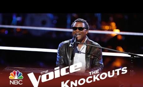Blessing Offor - Your Body Is a Wonderland (The Voice Knockouts)