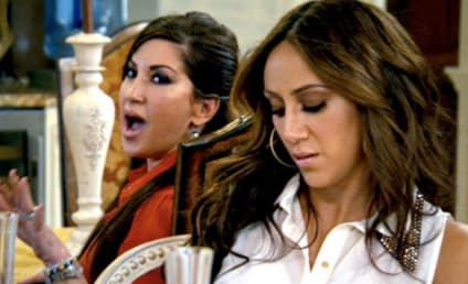 The Real Housewives of New Jersey Recap: Riding the Crazy Train