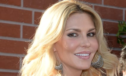 Brandi Glanville: Spiraling Out of Control?