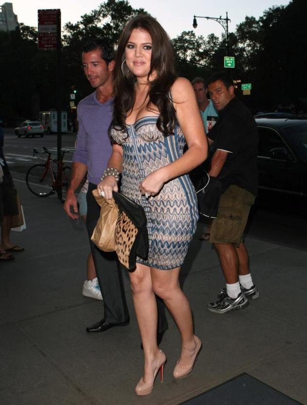 Khloe in New York