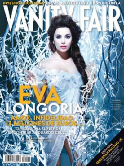 Eva Longoria Vanity Fair Cover