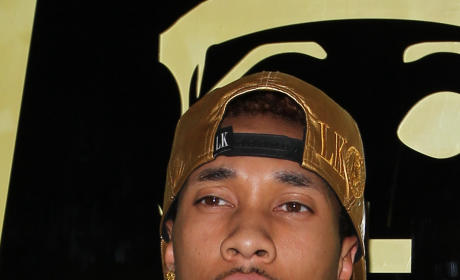 Tyga: Texts With Molly O'Malia Were Just About Music!!!
