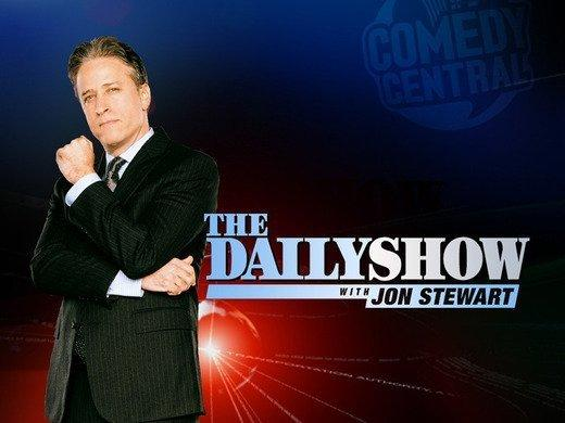 Daily Show Poster
