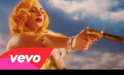 "Lady Gaga ""Aura"" Music Video From Machete Kills: Released!"