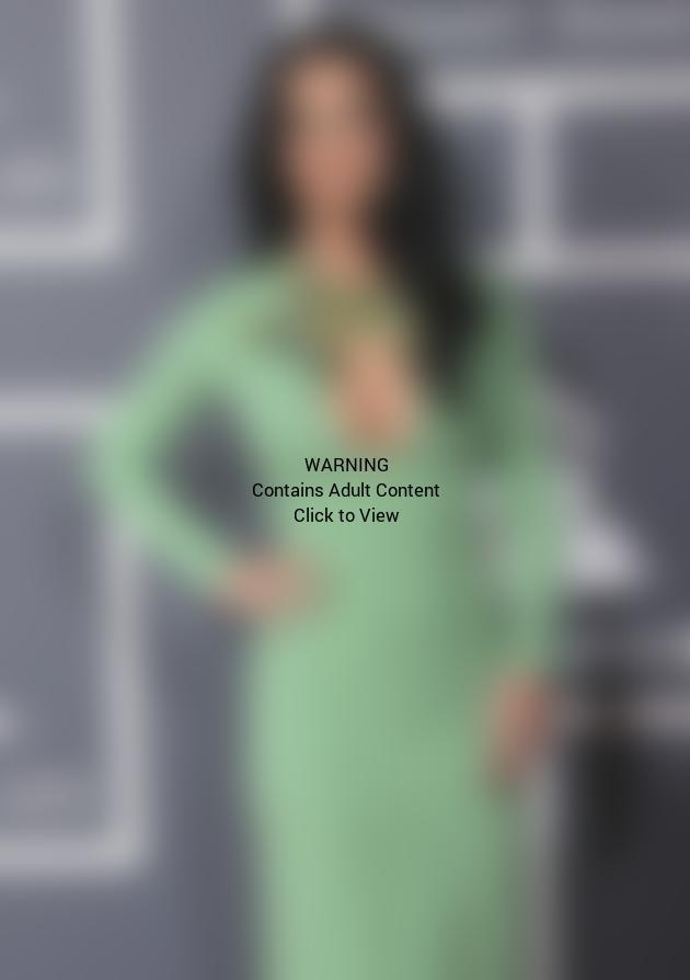 Katy Perry Grammy Dress 2013