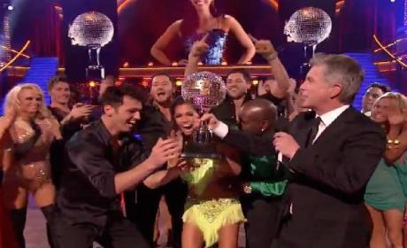 Melissa Rycroft on Dancing With the Stars Win: My Mind Went Blank!