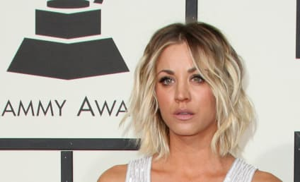 Kaley Cuoco Exposes Boob On Snapchat, Looks Pretty Proud Of Herself
