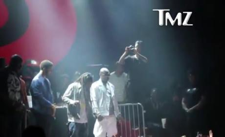 Lil Wayne: I F--ked Chris Bosh's Wife (and F--k the Heat)!