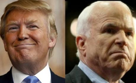 Donald Trump on John McCain: Real War Heroes Don't Get Captured!