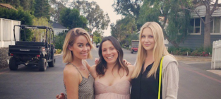 Lauren Conrad, Stephanie Pratt Pose For Mini-Hills Reunion Photo!