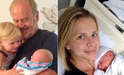 Kelsey Grammer, Kayte Walsh Welcome Baby Boy!