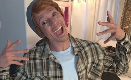 Nick Cannon in White Face: Funny or Foul?
