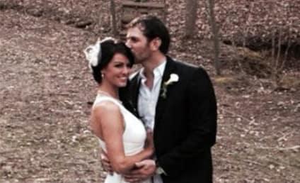 Elizabeth Kitt and Ty Brown: Married!
