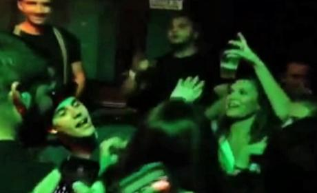 Justin Bieber to Club Crowd: Drink, Dance, Just DON'T TAKE MY PICTURE!!!
