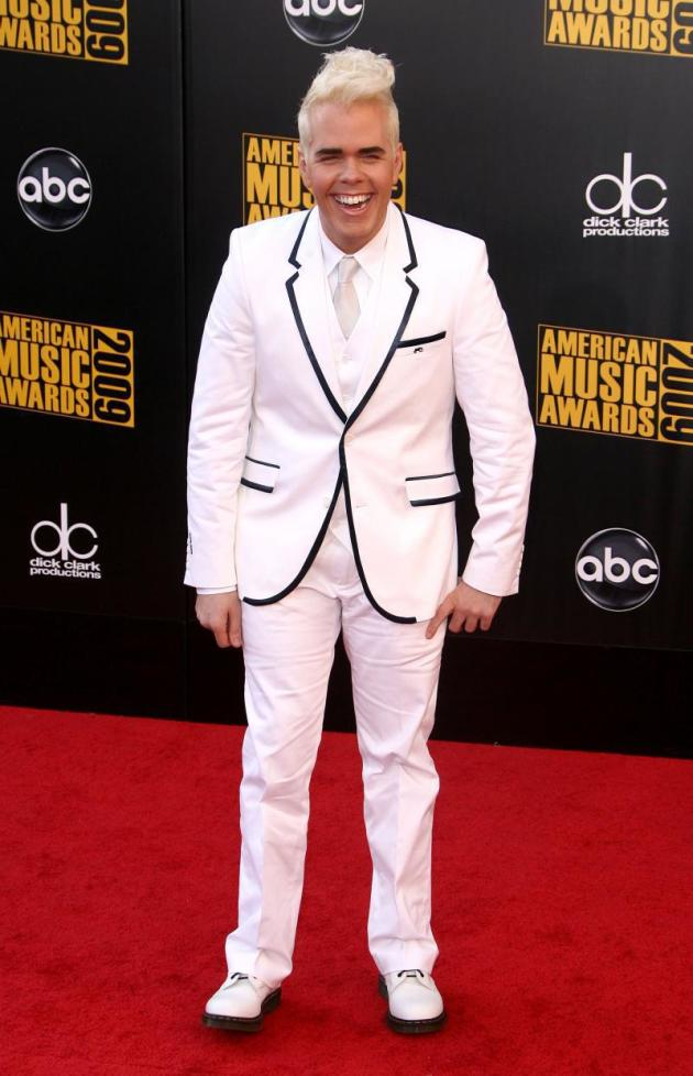 Perez at the AMAs