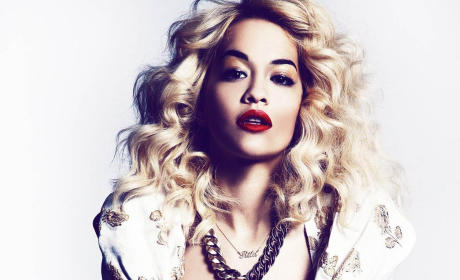 Rita Ora Cast in Fifty Shades of Grey as Christian's Sister Mia