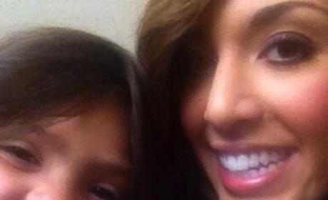 "Farrah Abraham: Sophia Can Read ""Celebrity Sex Tape"" Books!"