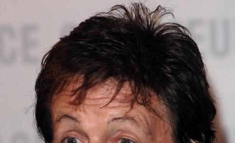 Paul McCartney O Face