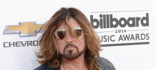 Billy Ray Cyrus at the Billboard Music Awards
