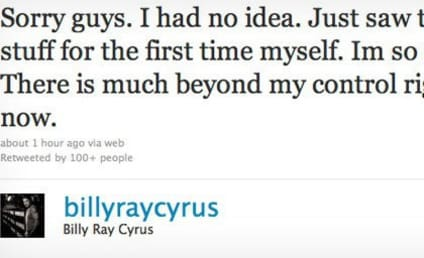 Billy Ray Reacts to Miley Cyrus Bong Hit