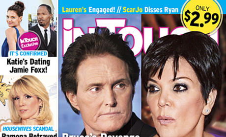 Bruce Jenner to Kris Jenner: I Will Destroy You!