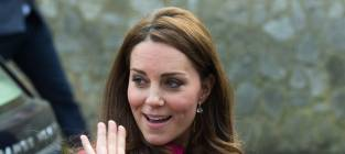 Pregnant Catherine Middleton