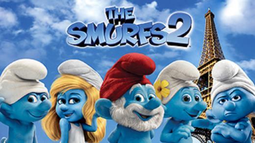 The Smurfs 2 Photo