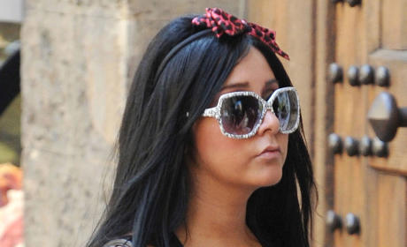 Snooki: Detained by Italian Police