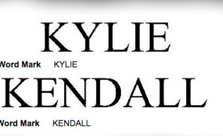 Kylie and Kendall Jenner Trademark Pic
