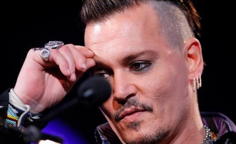Johnny Depp At The 2016 Starkey Hearing Foundation So The World May Hear Awards Gala