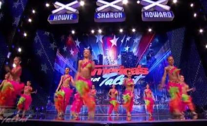 America's Got Talent Recap: What is Air Sex?