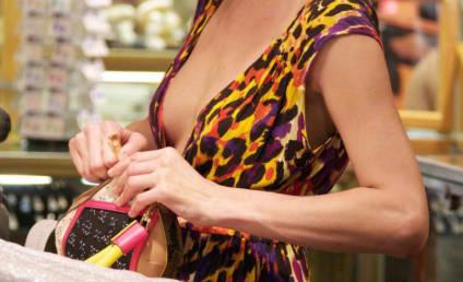 Grossly Skinny Paris Hilton Trashes Skinny People