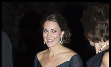 Kate Middleton Stuns in NYC!
