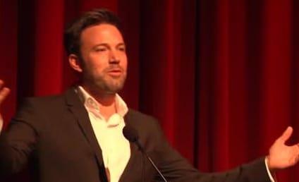 Ben Affleck to Play Batman in Man of Steel Sequel