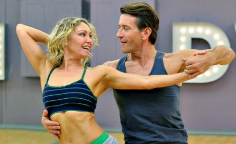 Robert Herjavec and Kym Johnson: Totally Dating For Real!