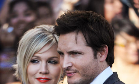 Jennie Garth and Peter Facinelli: It's Over!
