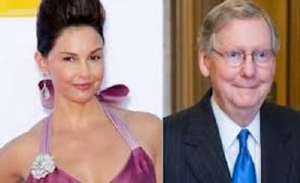 "Ashley Judd Slams Leaked Tape, Mitch McConnell ""Politics of Destruction"""
