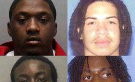 Four Men Arrested For Murder of Sean Taylor