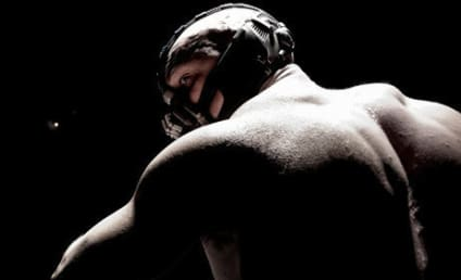 The Dark Knight Rises First Look: Tom Hardy as Bane