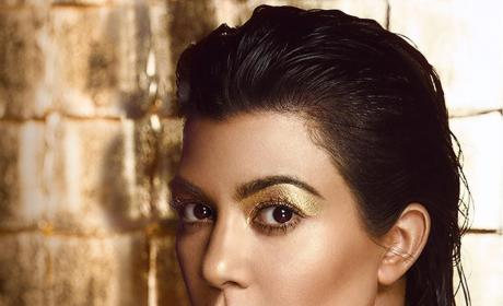 Kourtney Kardashian for Manuka Doctor