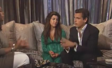 "Scott Disick Admits to ""A-hole"" Tendencies, Couples Therapy"