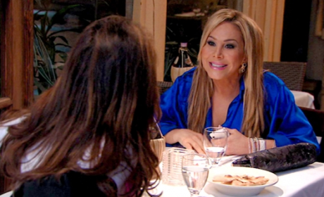The Real Housewives of Beverly Hills Recap: Frilly Knickers & Groin Tattoos