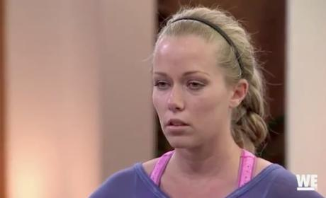 Kendra Wilkinson to Hank Baskett: No More Open-Mouth Kissing For Your Cheating Ass!
