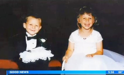 One-Time Ring Bearer Marries Flower Girl… 17 Years Later