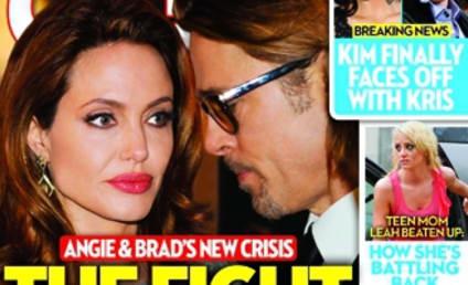 Brad Pitt & Angelina Jolie: The Fake Wedding is OFF!