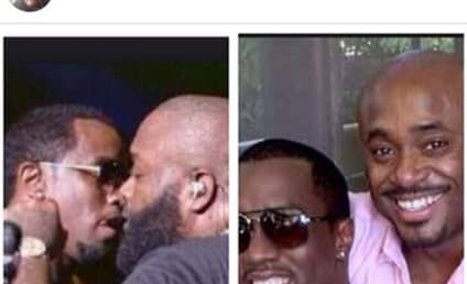 50 Cent Implies Diddy, Rick Ross & Steve Stoute Are Gay Together; Instagram Pics Yanked
