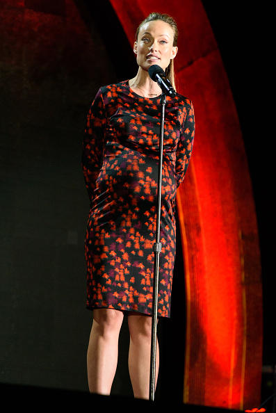Olivia Wilde Attends Global Citizens Festival