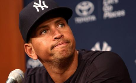Alex Rodriguez Suing MLB, Claiming Witch Hunt
