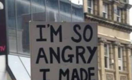 Occupy Wall Street: Top 10 Protester Signs
